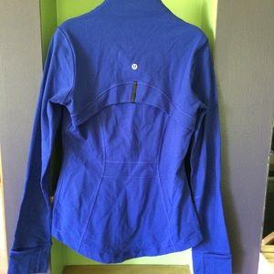 Lululemon Define Jacket Sapphire Blue Size 6